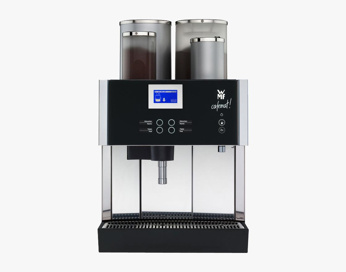 wmf cafemat kaffemaskin. Black Bedroom Furniture Sets. Home Design Ideas